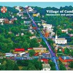 Cambridge VillageBusiness Map2014large